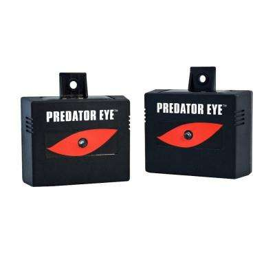 Predator Eye Nighttime Animal Repeller (2-Pack)