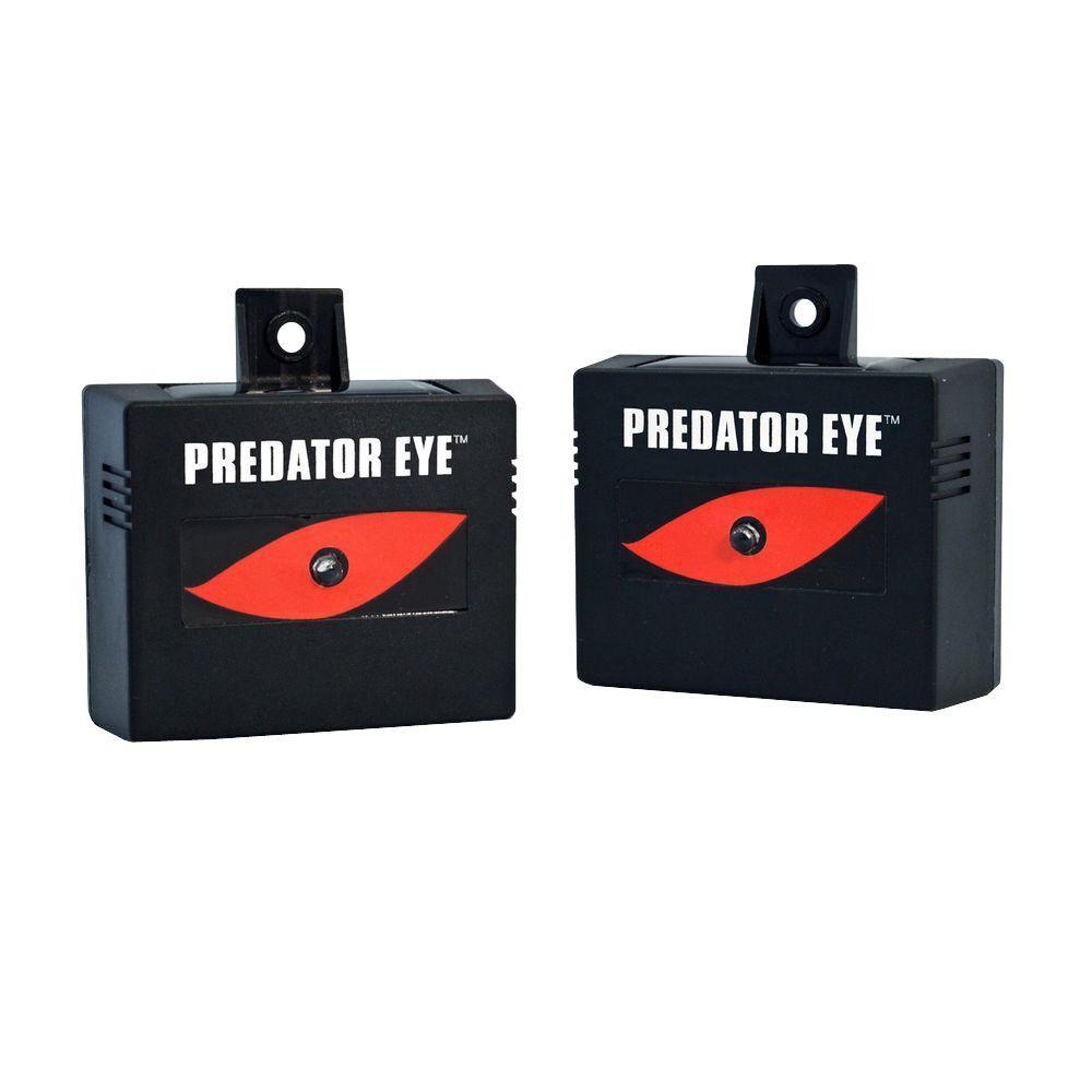 Predator Eye Nighttime Animal Repeller (2-Pack)