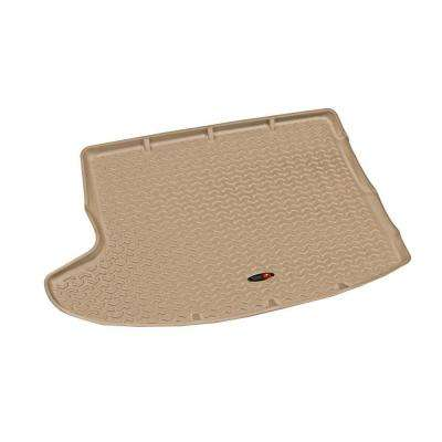 Cargo Liner Tan 2007-2014 Jeep Compass/Patriot/Dodge Caliber