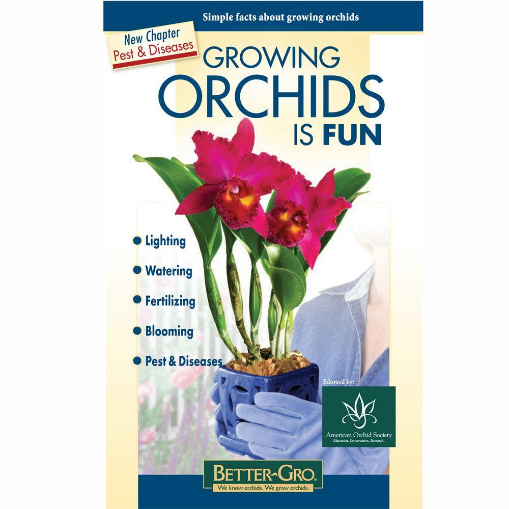 Better Gro Growing Orchids Is Fun 29th Edition 53470 The Home Depot Wiring Simplified