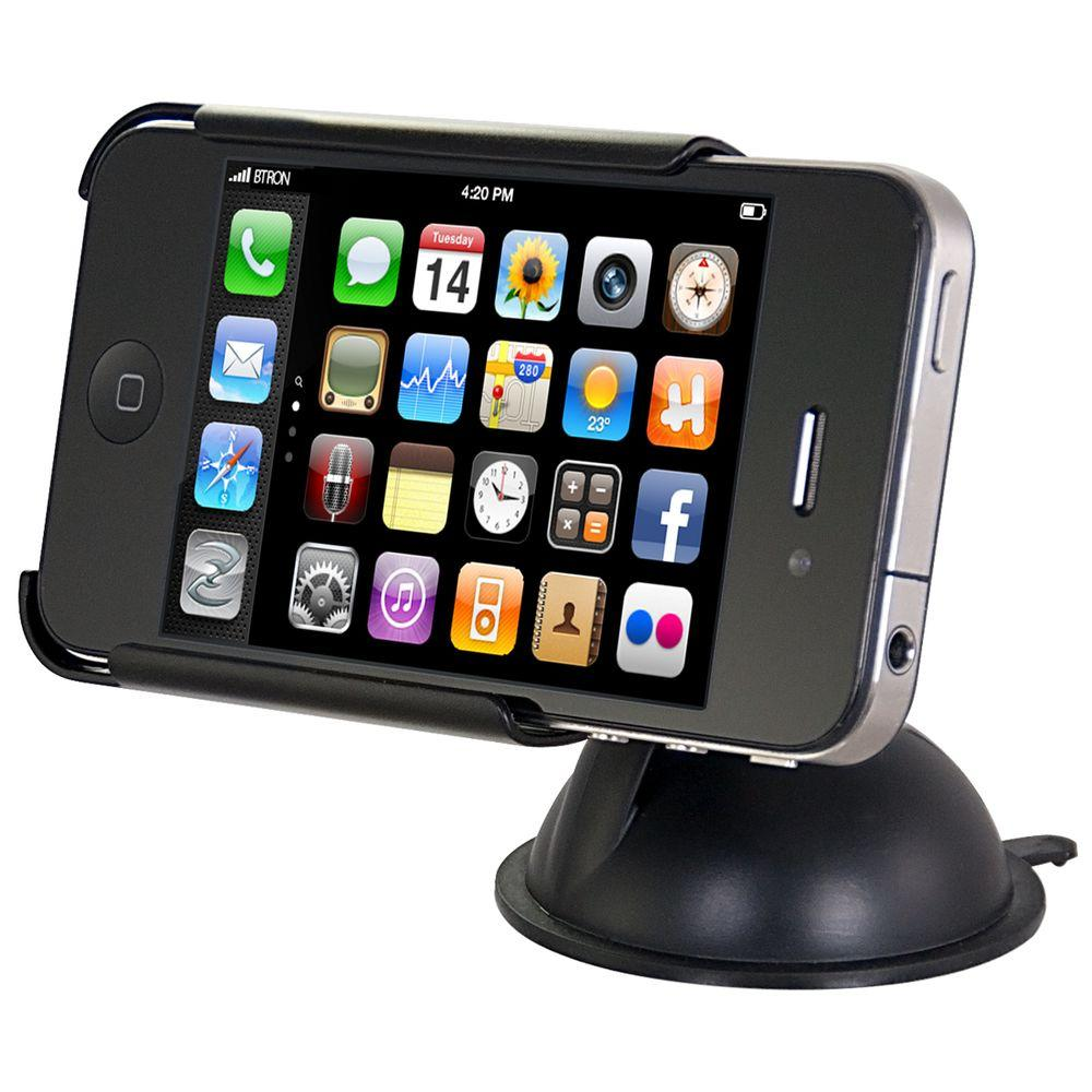 Cradle-iT Dash Car Mount for Cell Phone - Black