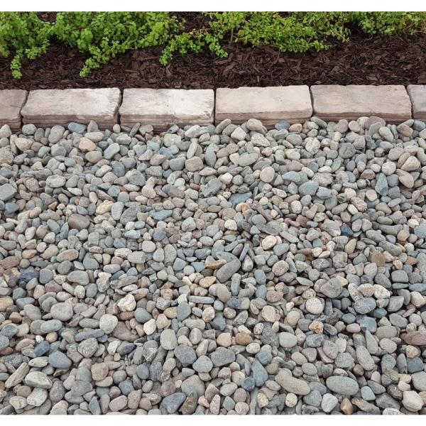 Classic Stone 10 Cu Ft Large River Rock Assorted Decorative Stone 1 Bag 10 Cu Ft Pallet Hd Com Ss 5 The Home Depot