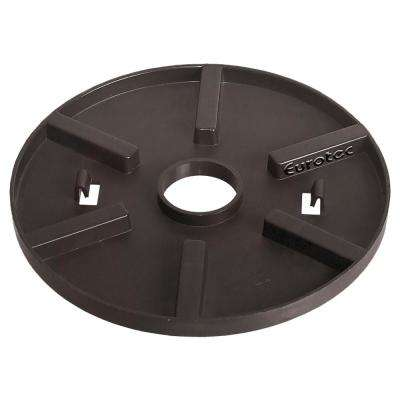 Deck Support Plastic Adjustable Pedestal ECO S base plate - (50-Pieces / Box)