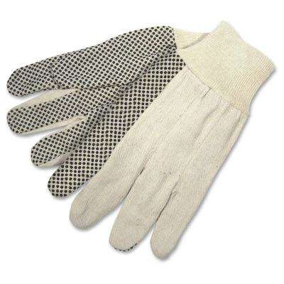 General Purpose Cotton Canvas Gloves (12 per Pack)