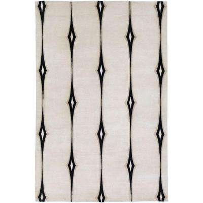 Edmonda Ivory 8 ft. x 11 ft. Area Rug
