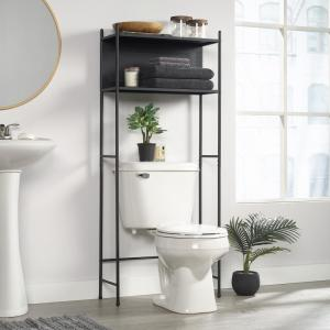 HomeVisions Black Etagere
