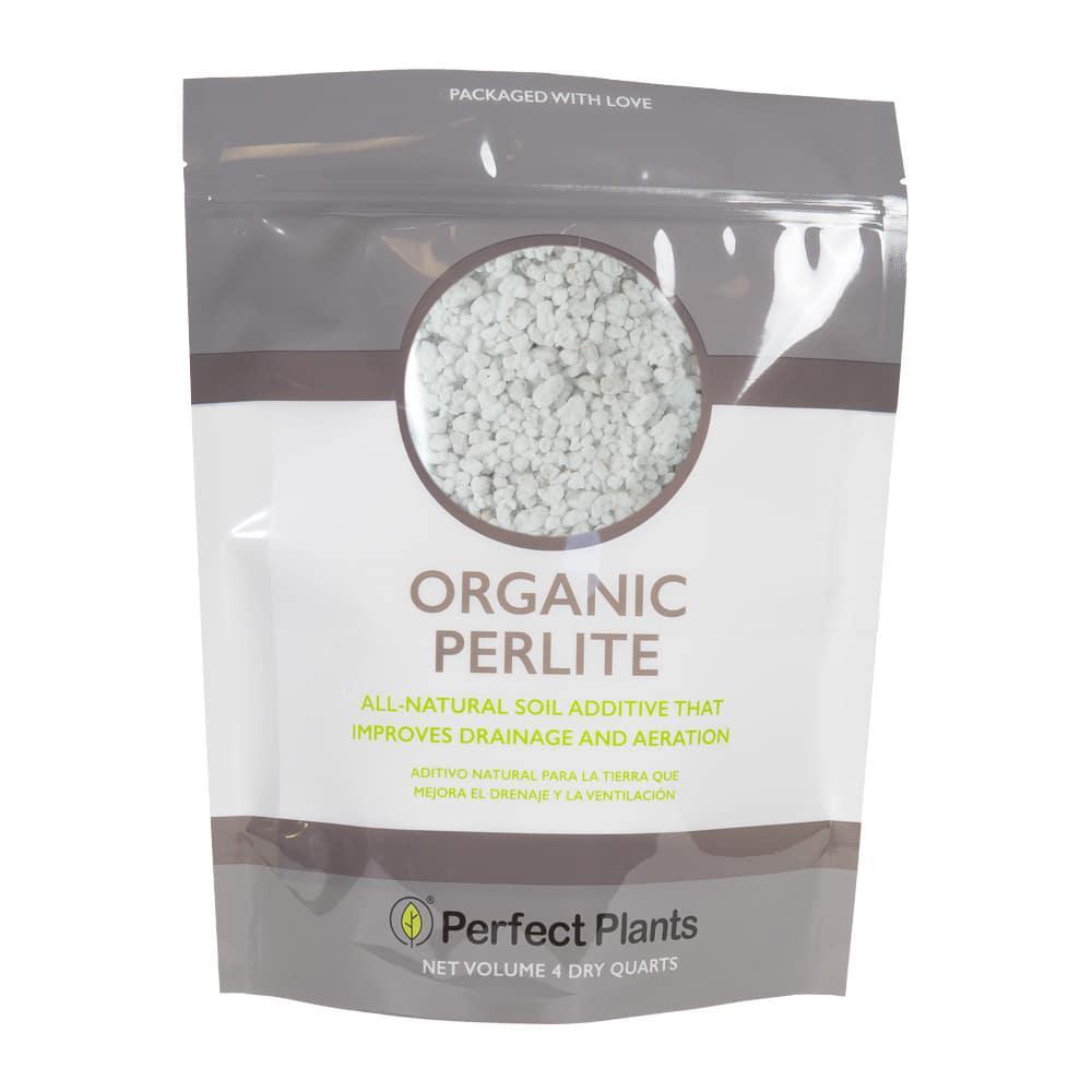 4 Qt. Perlite - Growers Grade Soil Amendment