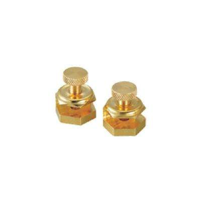 Brass Stair Gauges (2-Pack)