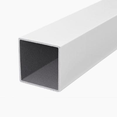 ArmorGuard 4 in. x 4 in. x 95.5 in. White Composite Post Sleeve