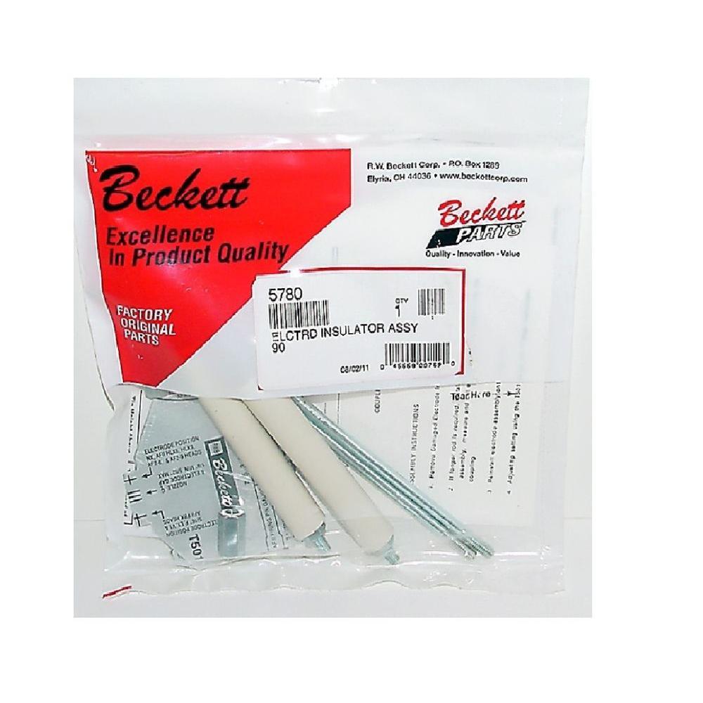 Rwb beckett oil burner electrode assembly 5780 the home for Beckett tech support