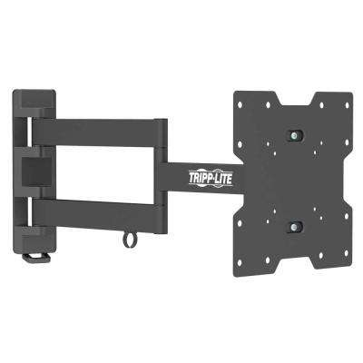 Swivel/Tilt Wall Mount w/Arms for 17 in. to 42 in. TVs and Monitors, Black