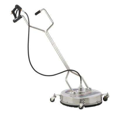 21 in. Surface Cleaner Attachment for Gas Pressure Washer