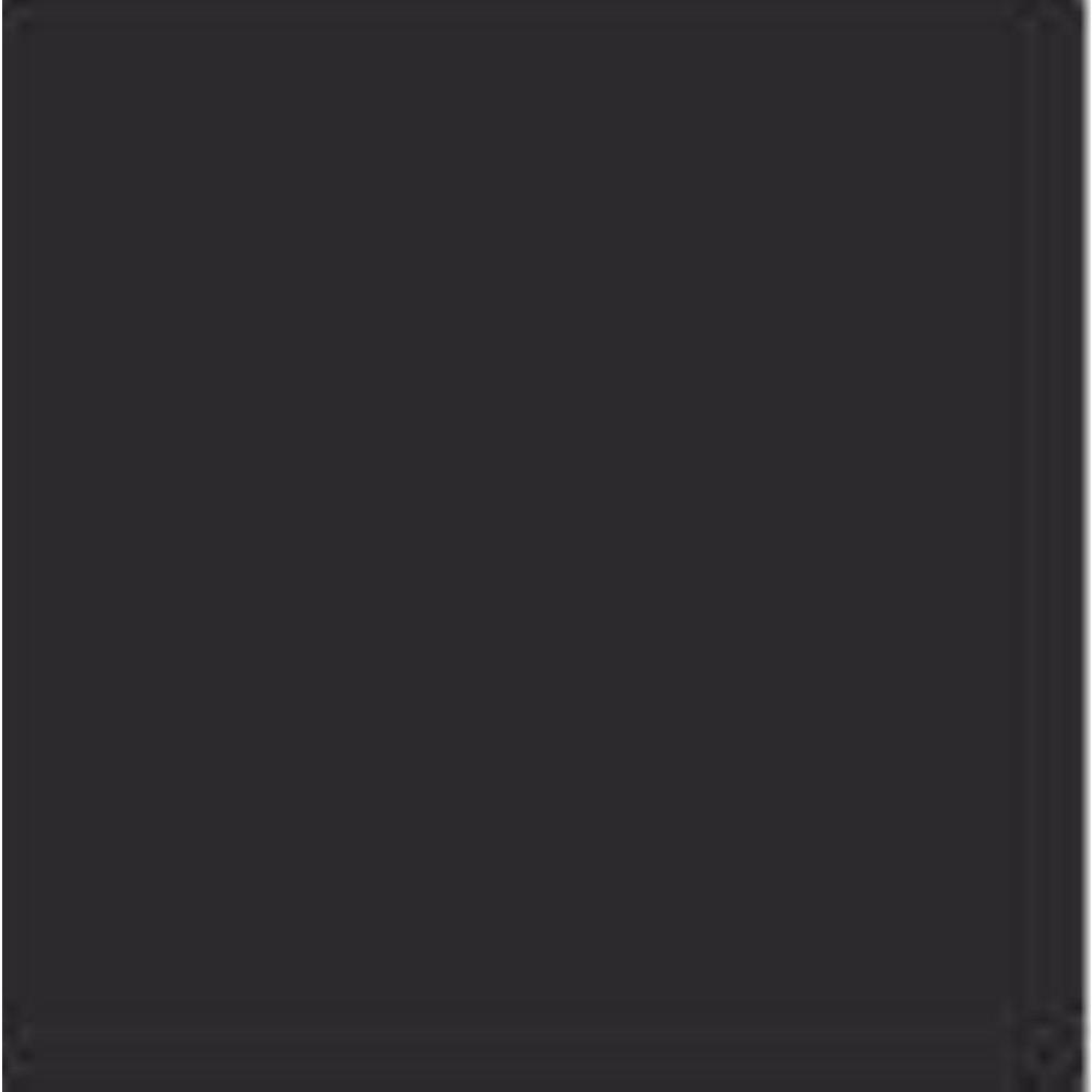 Daltile Sierra Black 12 in. x 12 in. Ceramic Floor and Wall Tile (11 sq. ft. / case)