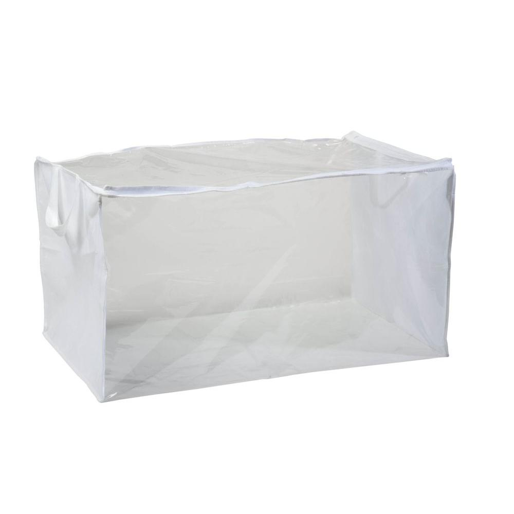 2-Pack PEVA Jumbo Storage Bag