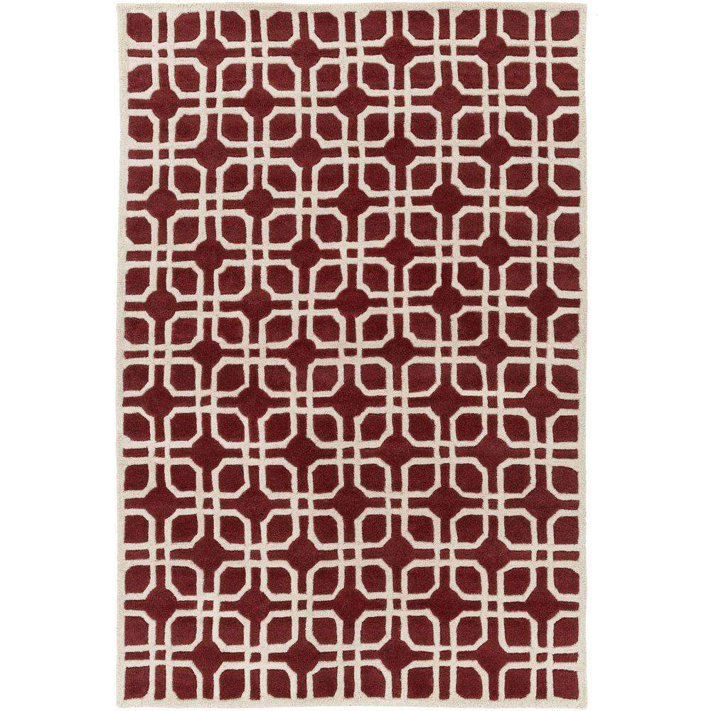 Transit Madison Cherry 6 ft. x 9 ft. Indoor Area Rug