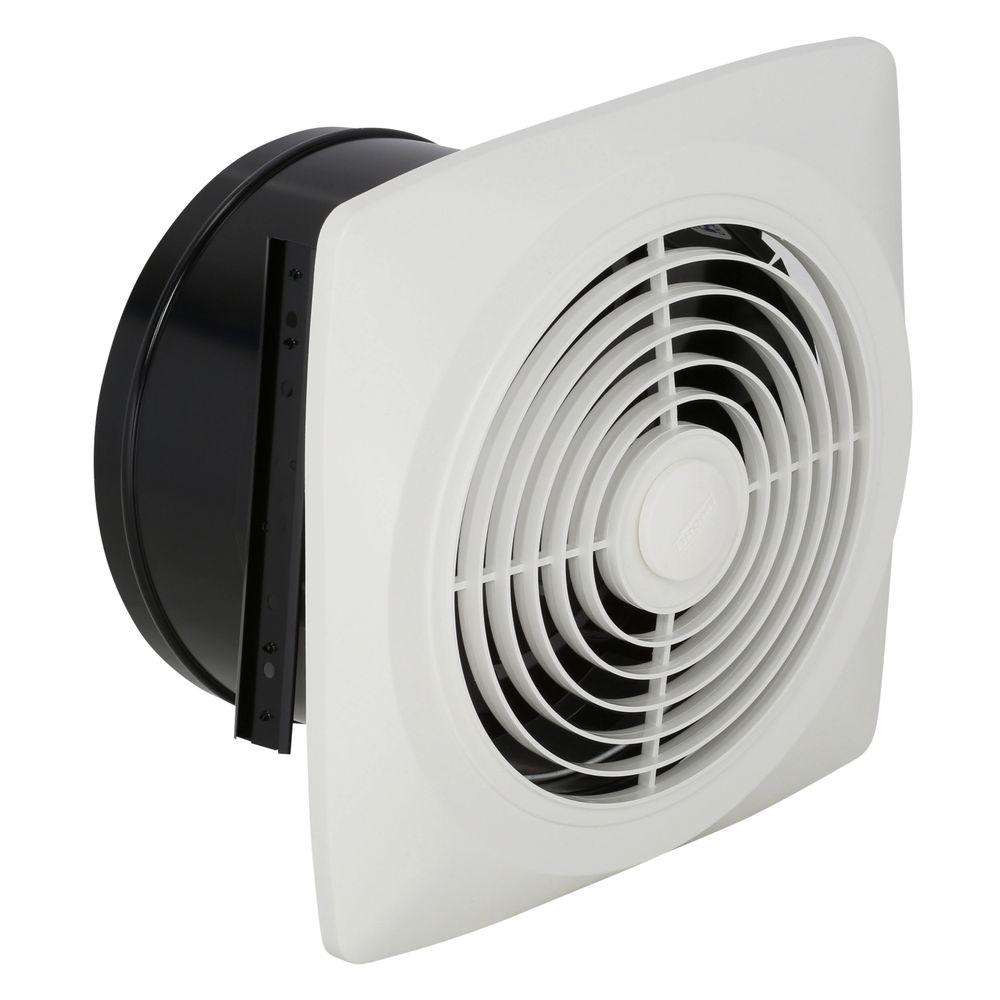 broan 350 cfm ceiling vertical discharge exhaust fan-504 - the home