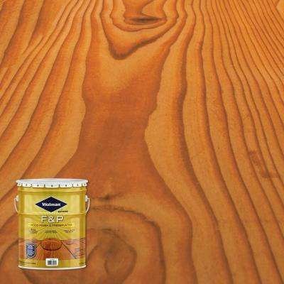 5 Gal. F&P Natural Exterior Wood Stain Finish and Preservative