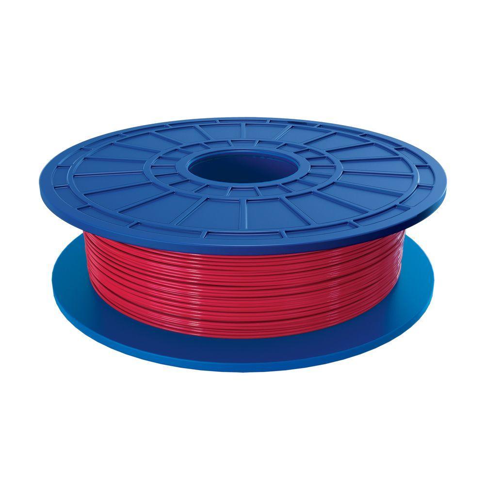 Red ½ KG PLA Filament for Idea Builder 3D Printer