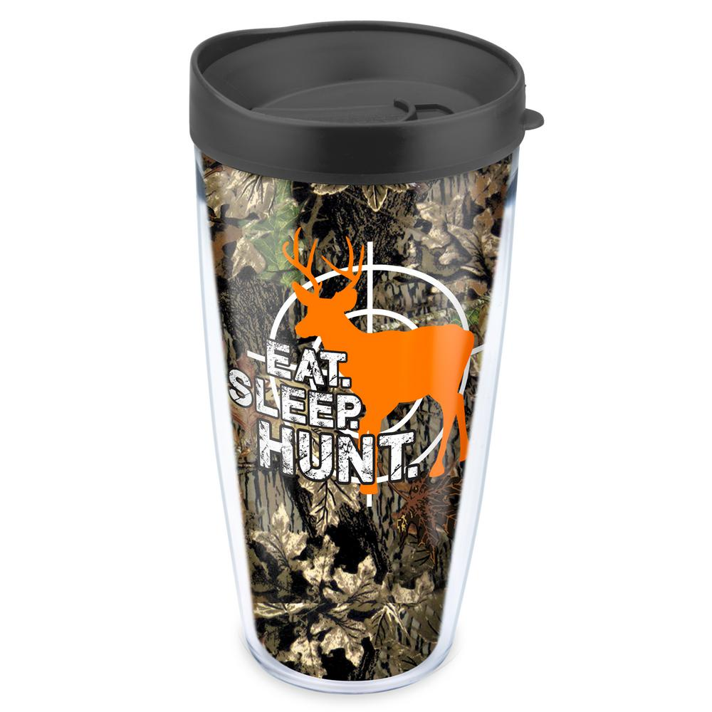 Eat Sleep Hunt 22 oz. Tumbler