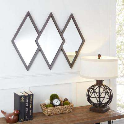 Holly Diamond Wall Mirror