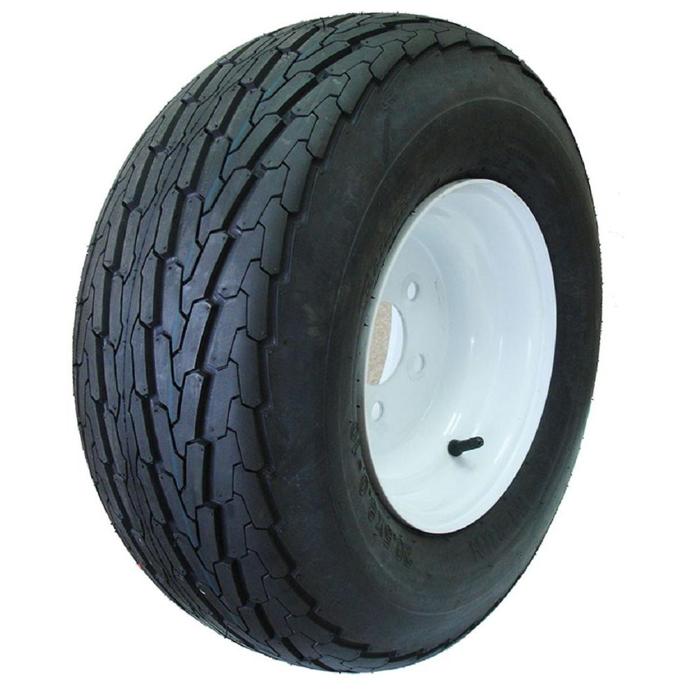5 Hole 50 PSI 20.5 in. x 8-10 in. 6-Ply Tire
