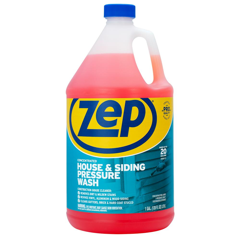 ZEP 1 Gallon House and Siding Pressure Wash Concentrate Cleaner