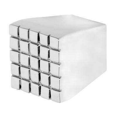 Trousdale 13/16 in. Chrome Cabinet Knob