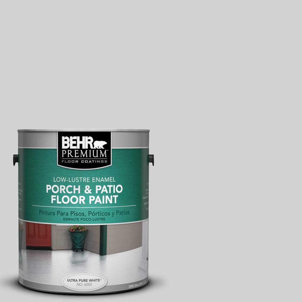 Wonderful BEHR Premium 1 Gal. #PPU26 11 Platinum Low Lustre Interior/Exterior