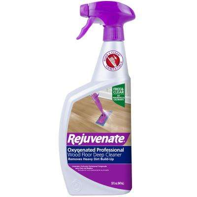 Oxygenated Professional 32 oz. Hardwood Floor Deep Cleaner