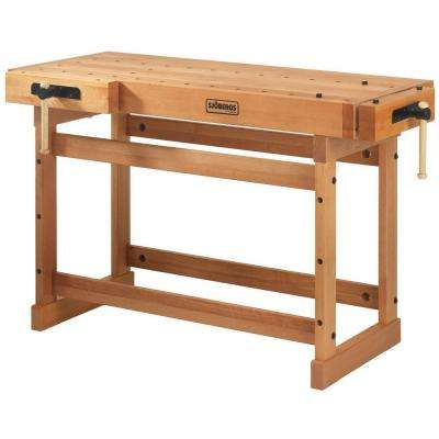 Scandi Plus 6 ft. Workbench