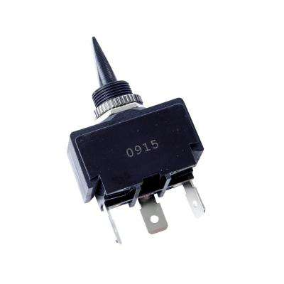 Plastic Toggle Switch SPDT O/F/O 20 Amp 125-Volt (Case of 5)