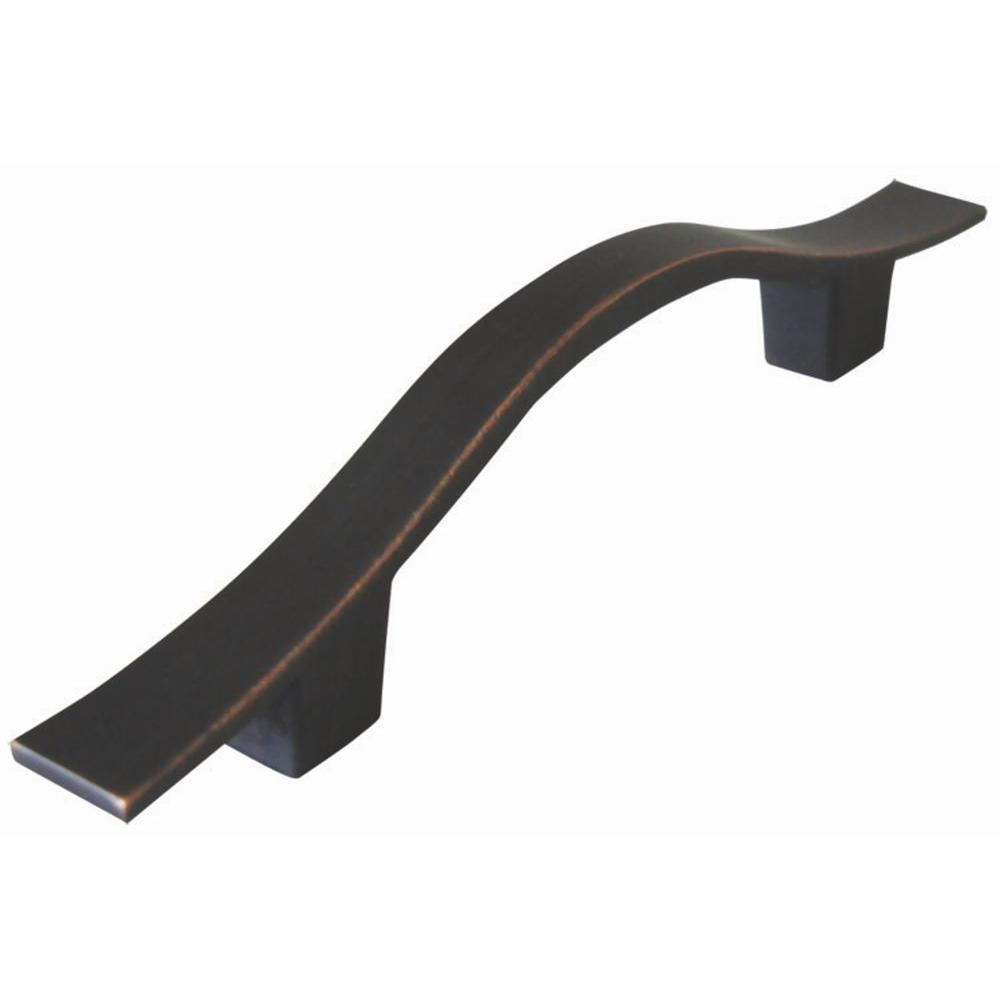 Design House Metro 3 in. Oil-Rubbed Bronze Cabinet Pull-203968 ...