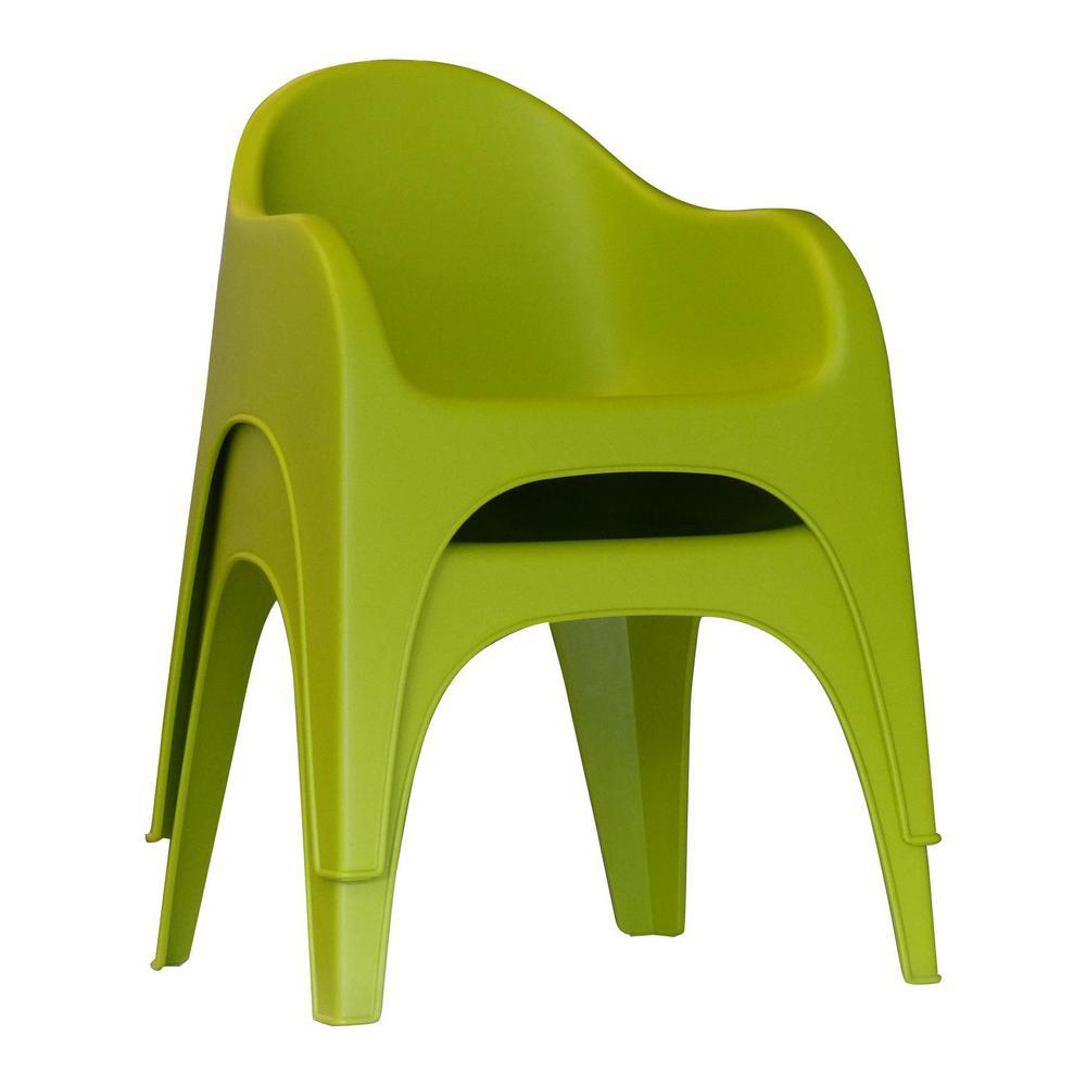 Cosco Juga Commercial Molded Green