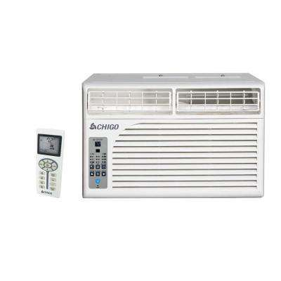 ENERGY STAR 8,500 BTU Window Air Conditioner with Remote