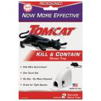 Kill and Contain Mouse Trap (2-Pack)