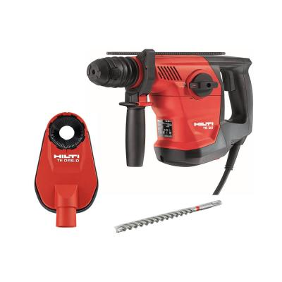 120-Volt 8.6 Amp Corded TE 30 SDS Plus Combi Hammer with TE-CX Drill Bit and DRS-D Dust Removal System Kit