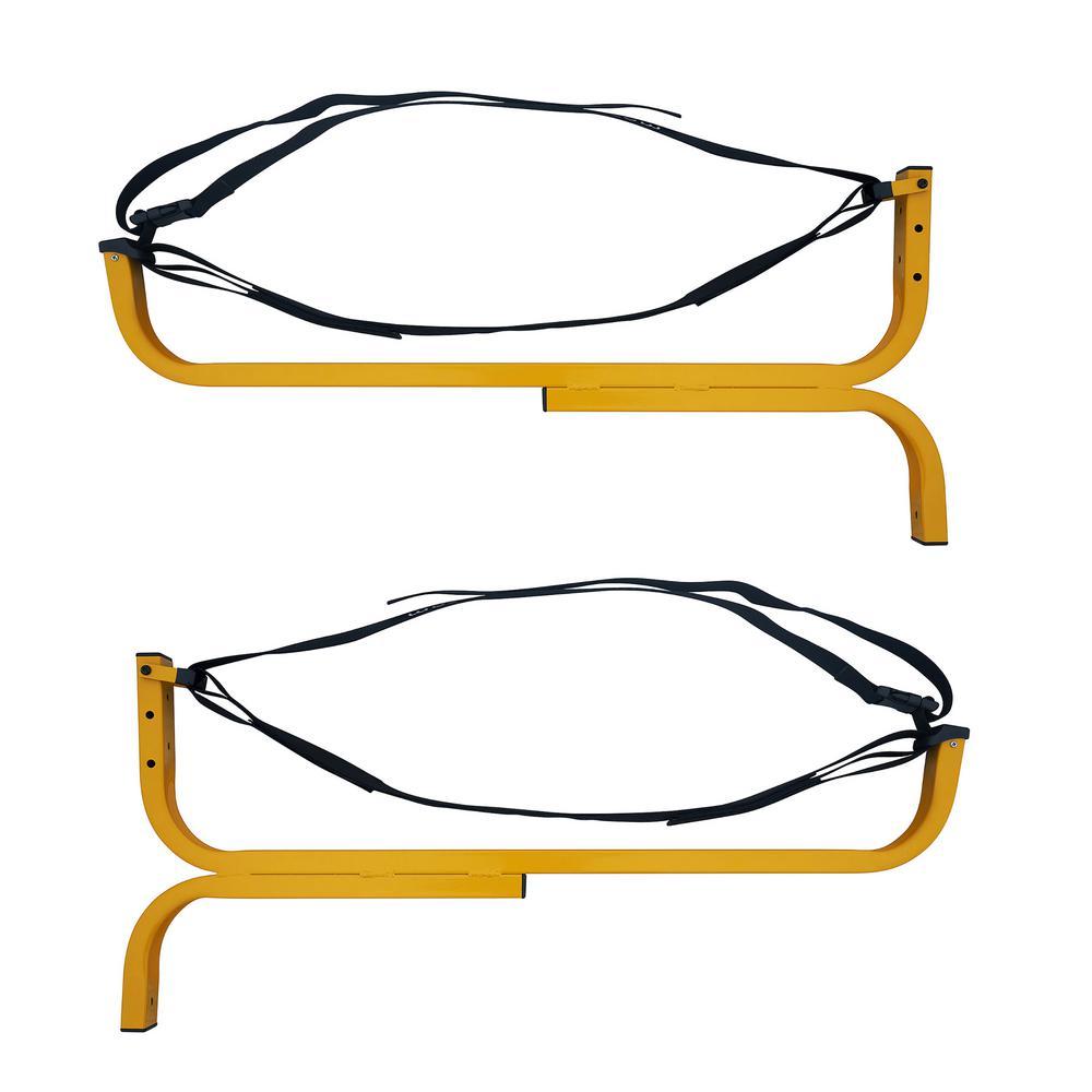 110 lb. Capacity Level Hanger Single Kayak or SUP Rack