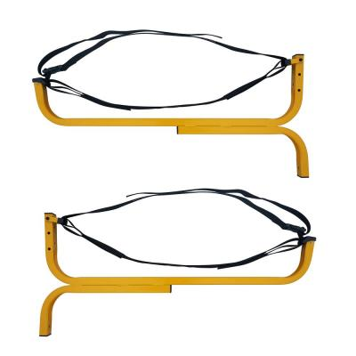 110 lb. Capacity Level Hanger Single Kayak or SUP Rack