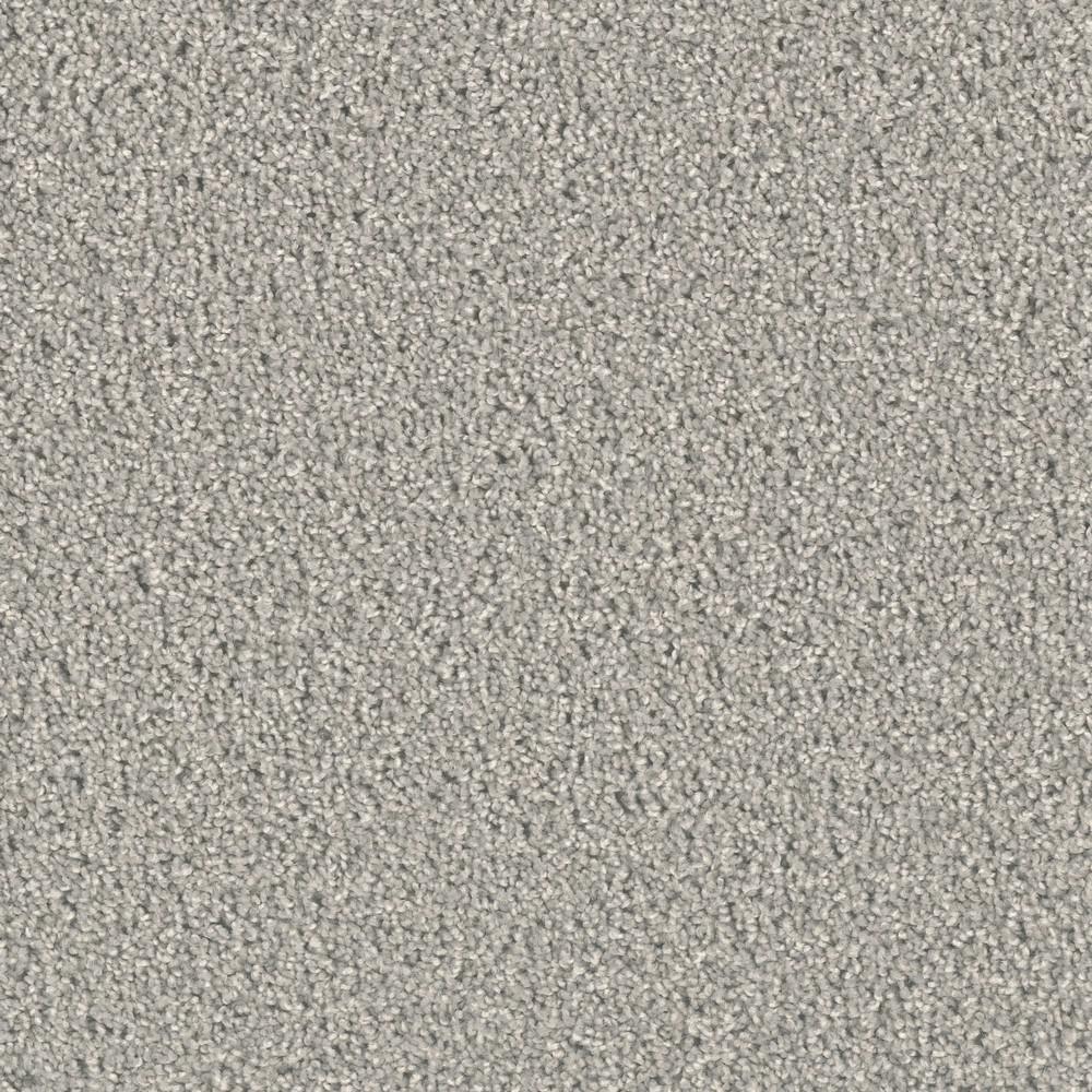 Carpet Sample - Delicate Flower - Color Tender Texture 8 in. x 8 in.