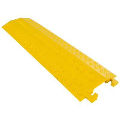 Extra-Wide Drop-Over Cable Protector Ramp for 1 in. Dia Cables