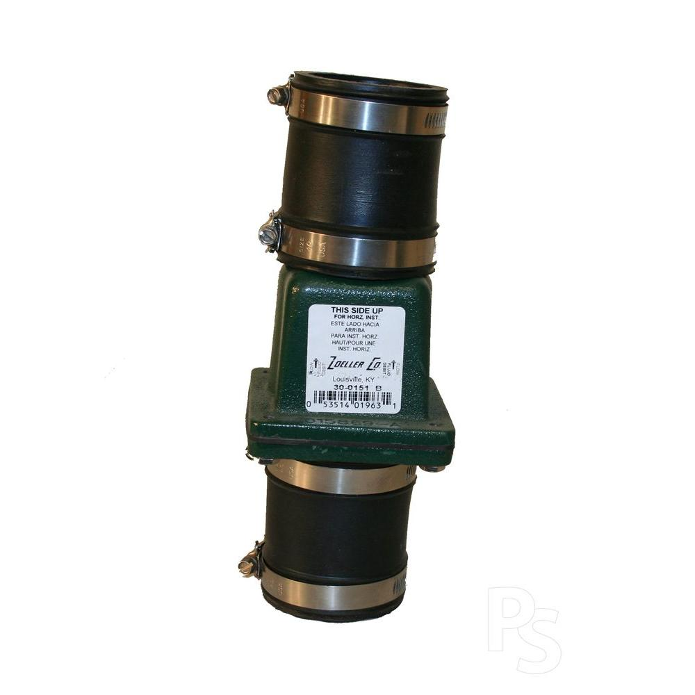 Zoeller 2 In Cast Iron Check Valve 30 0151 The Home Depot Submersible Pump Wiring Diagram
