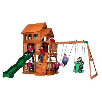 Liberty II All Cedar Playset
