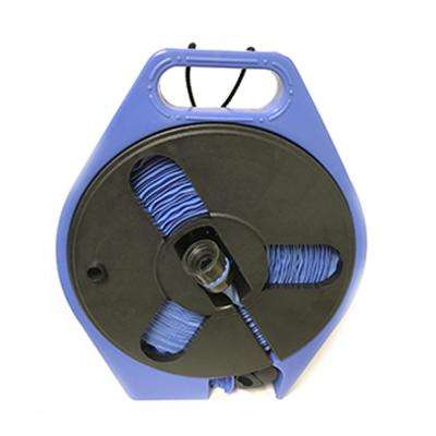 2 in. Dia x 40 ft. HydroHose on Reel in Blue