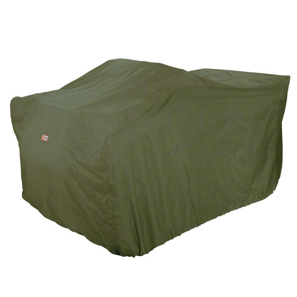 Large ATV Storage Cover in Olive