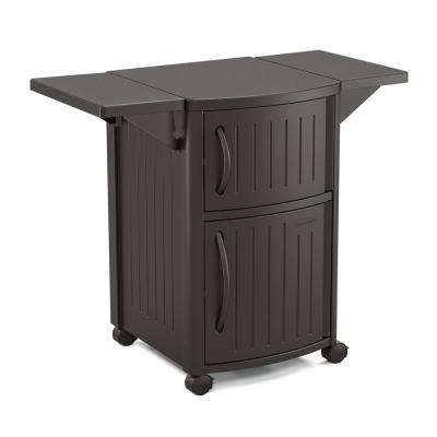 Serving Station Patio Cabinet