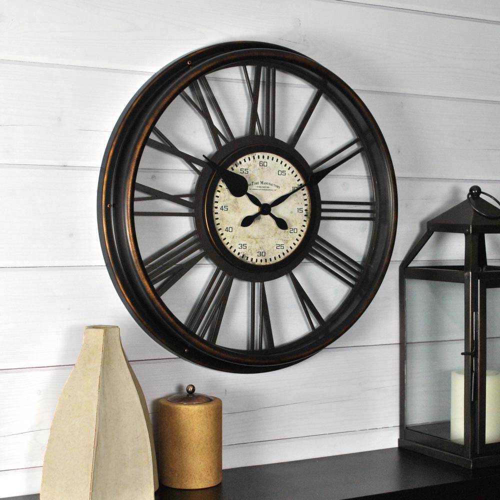 Sutton Wall Clock