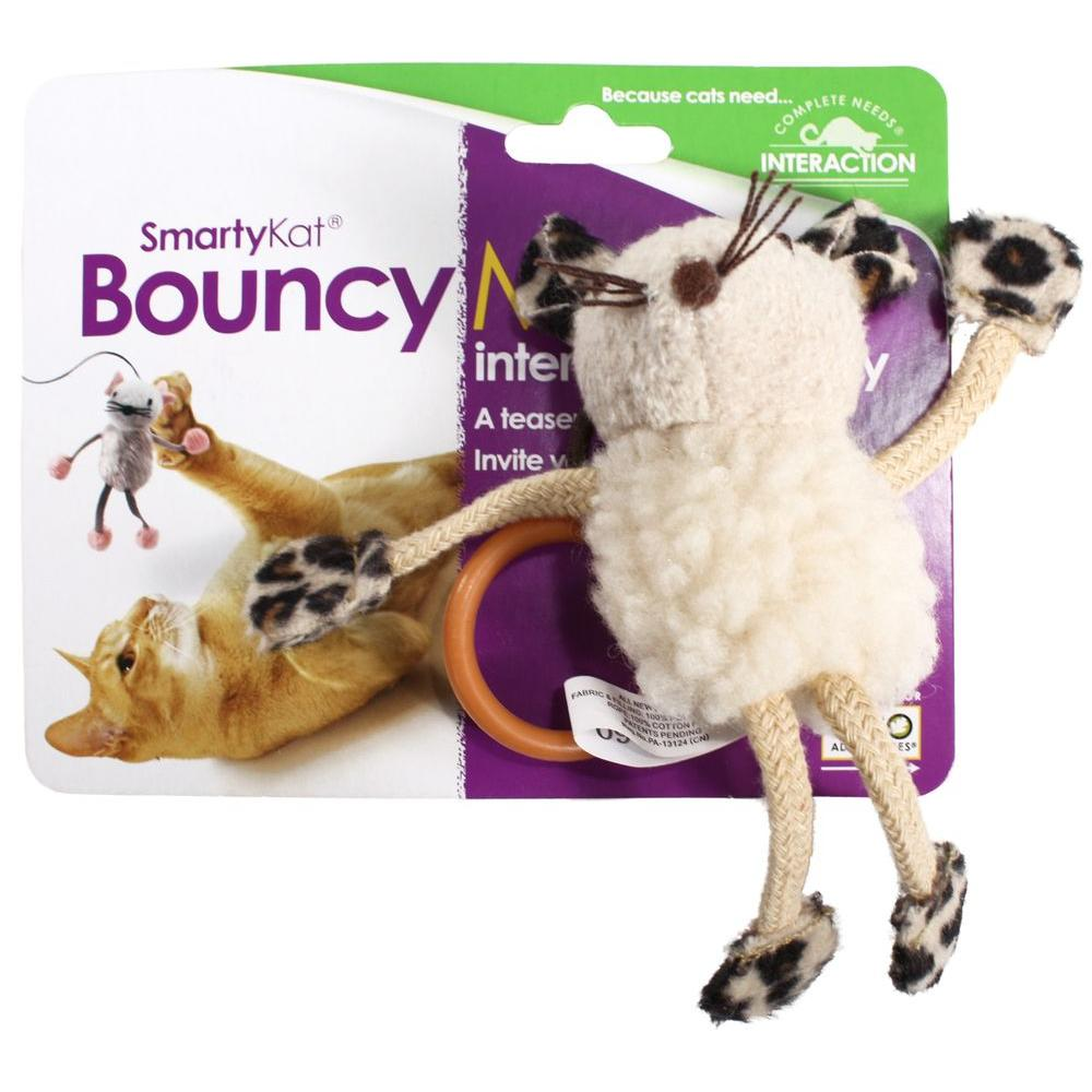 Worldwise BouncyMouse Cat Toy