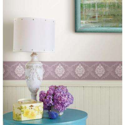 Clarice Peel and Stick Wallpaper Border