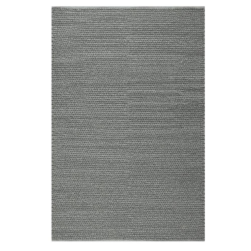 Canyon Grey 5 ft. x 8 ft. Area Rug