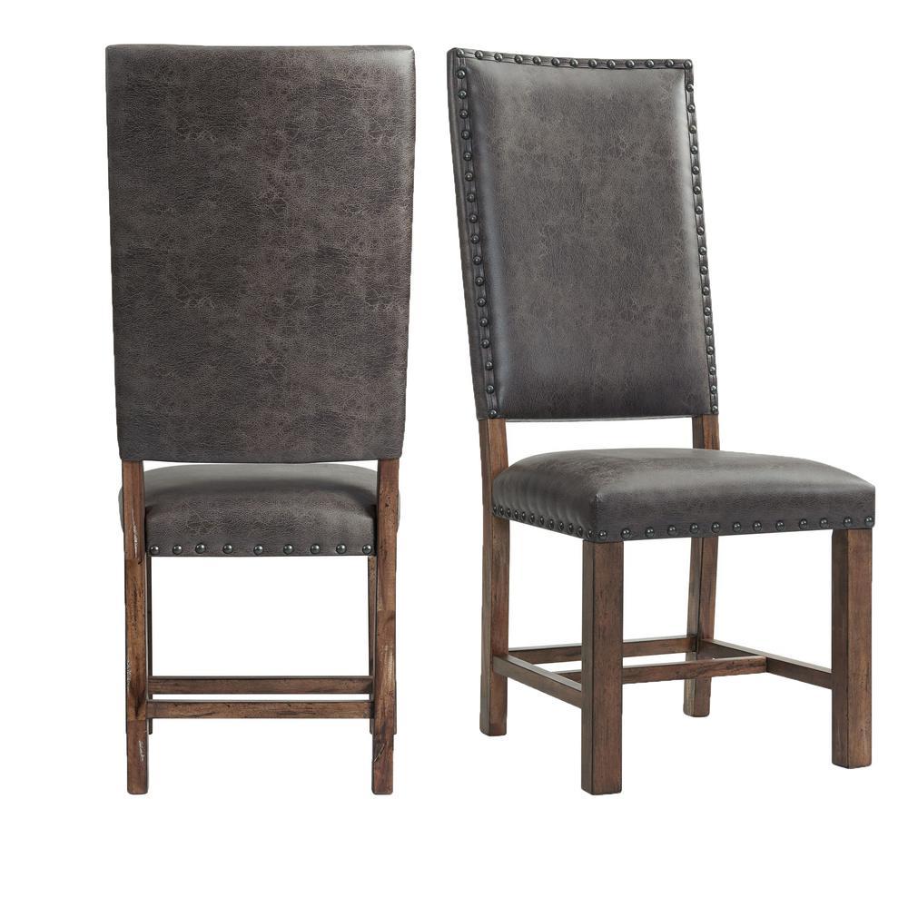 Hayward Tall Back Side Chair Set